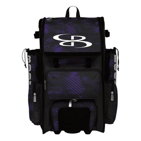 Rolling Superpack 2.0 Force Black/Purple