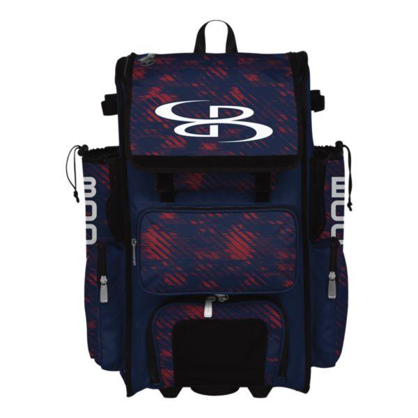 Superpack Force 2.0 Rolling Bat Bag
