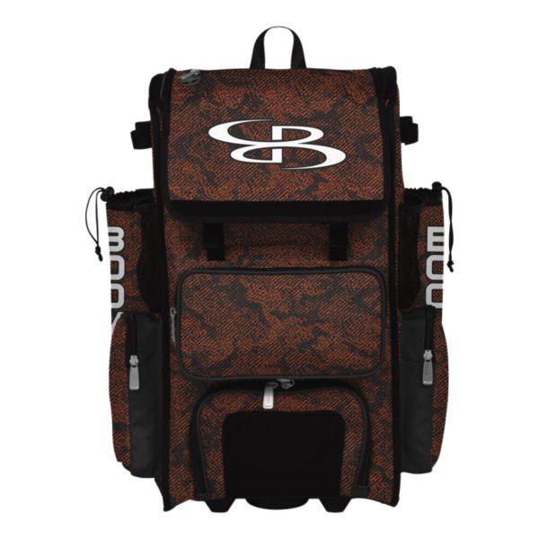 Rolling Superpack 2.0 Shadow Black/Orange