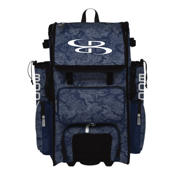 Rolling Superpack 2.0 Shadow Navy/Gray