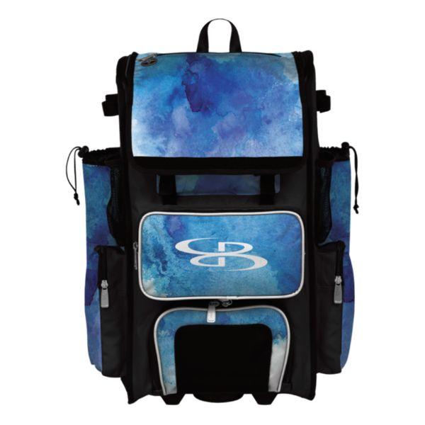 Superpack Solace Rolling Bat Bag 2.0