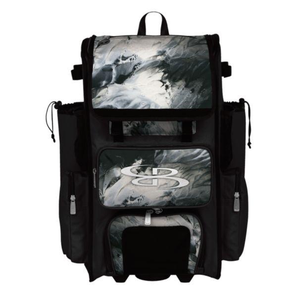 Superpack Glacier Rolling Bat Bag 2.0