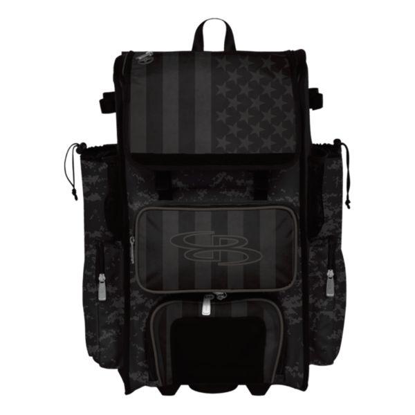 Rolling Superpack 2.0 USA Clandestine Black/Dark Charcoal