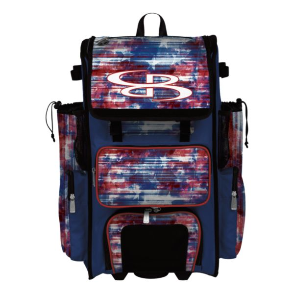 Rolling Superpack 2.0 USA Galactic Royal Blue/Red/White