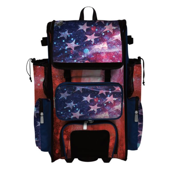 Rolling Superpack 2.0 USA Eternity Red/Navy/White