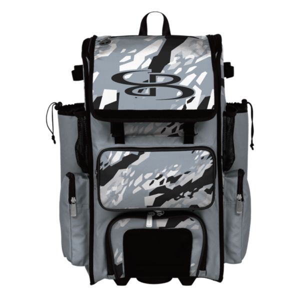 Rolling Superpack 2.0 Hexfire Black/Gray/White