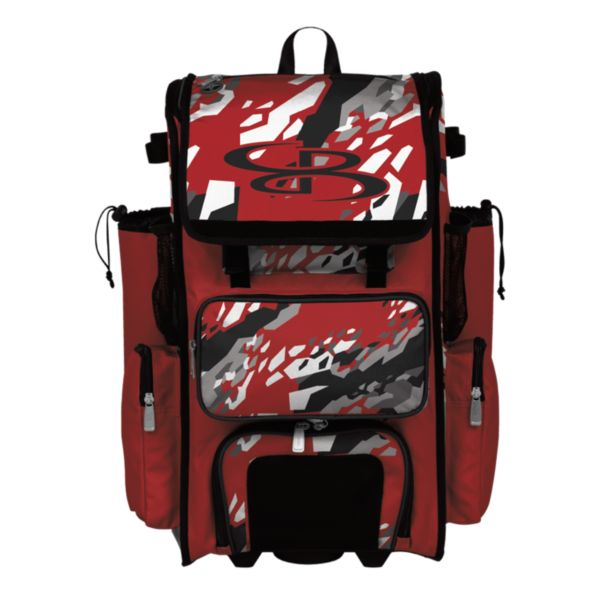 Rolling Superpack 2.0 Hexfire Black/Red/White