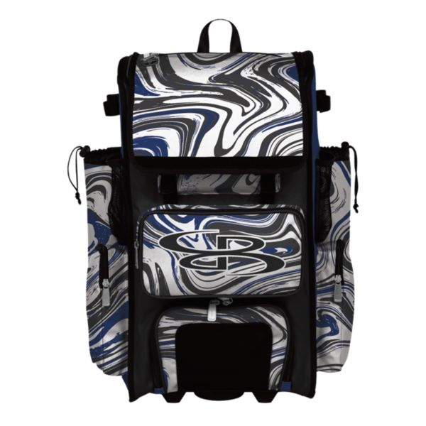 Rolling Superpack 2.0 Marbleized Royal/Black/White