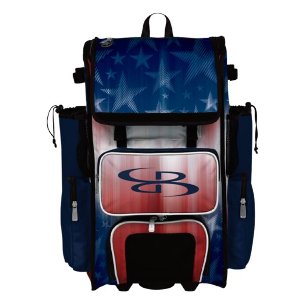 Rolling Superpack 2.0 USA Patriot Pop Navy/White/Red