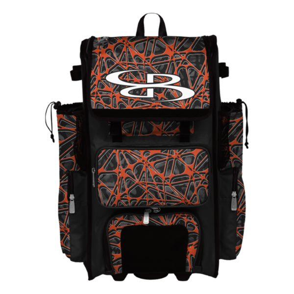 Superpack Venom Rolling Bat Bag 2.0