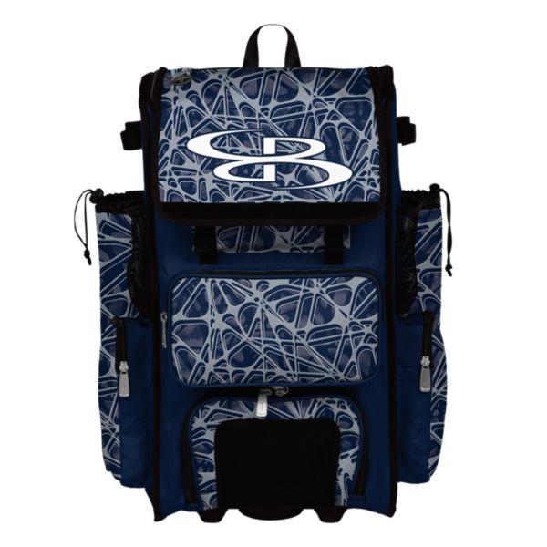 Rolling Superpack 2.0 Venom Navy/Gray