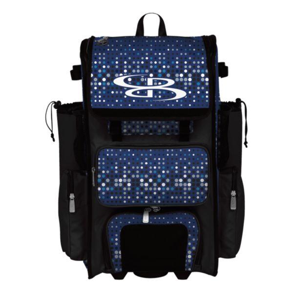 Rolling Superpack 2.0 Spotlight Black/Royal/White