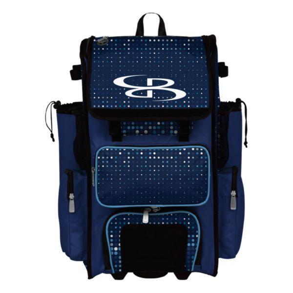 Rolling Superpack 2.0 Spotlight Navy/Cyan/Columbia Blue