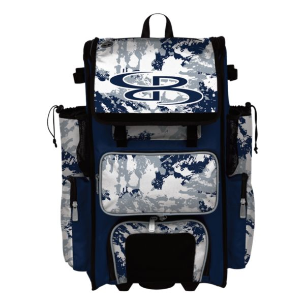 Rolling Superpack 2.0 Rocket Navy/Gray/White