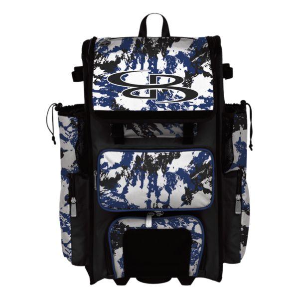 Superpack Rocket Rolling Bat Bag 2.0