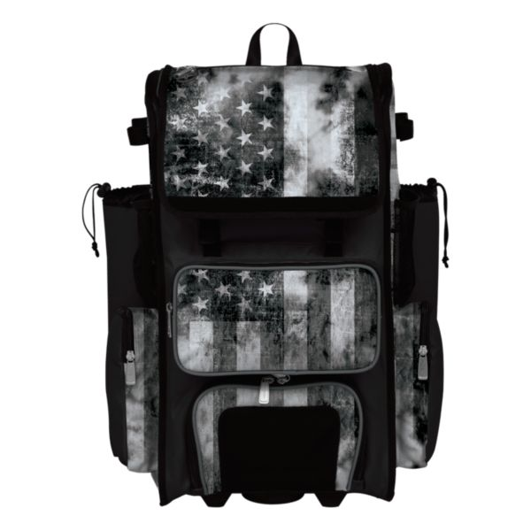 Rolling Superpack 2.0 USA Old Glory Black Ops Black/Charcoal/White