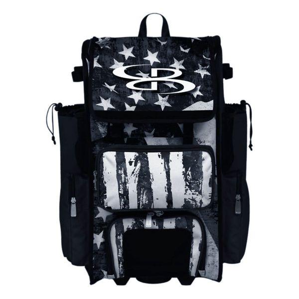 Rolling Superpack 2.0 USA Stars & Stripes Black Ops Black/White