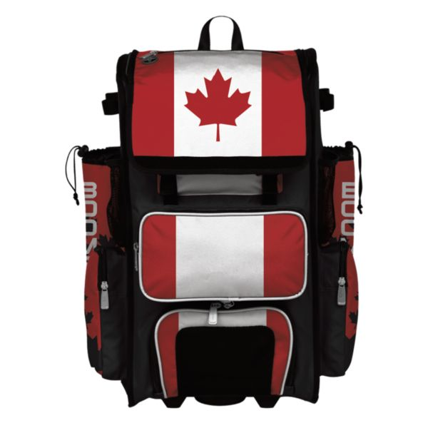 Rolling Superpack 2.0 Canada Red/White/Black
