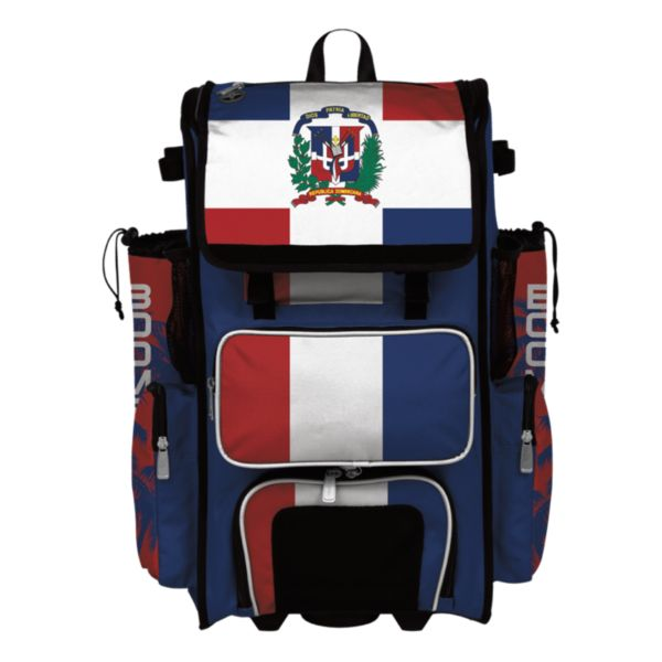 Rolling Superpack 2.0 Dominican Republic Royal Blue/Red/White