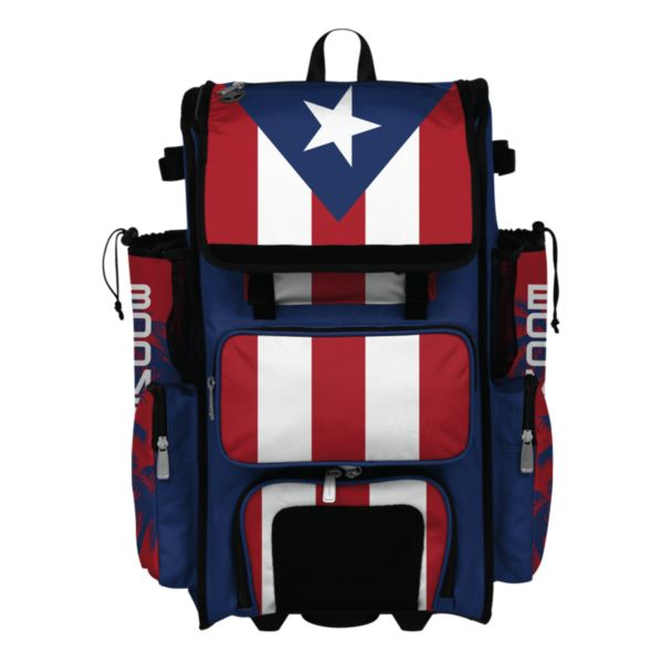 Rolling Superpack 2.0 Puerto Rico Royal Blue/Red/White