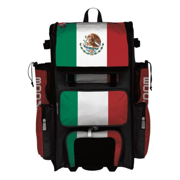 Rolling Superpack 2.0 Mexico Kelly Green/Red/White
