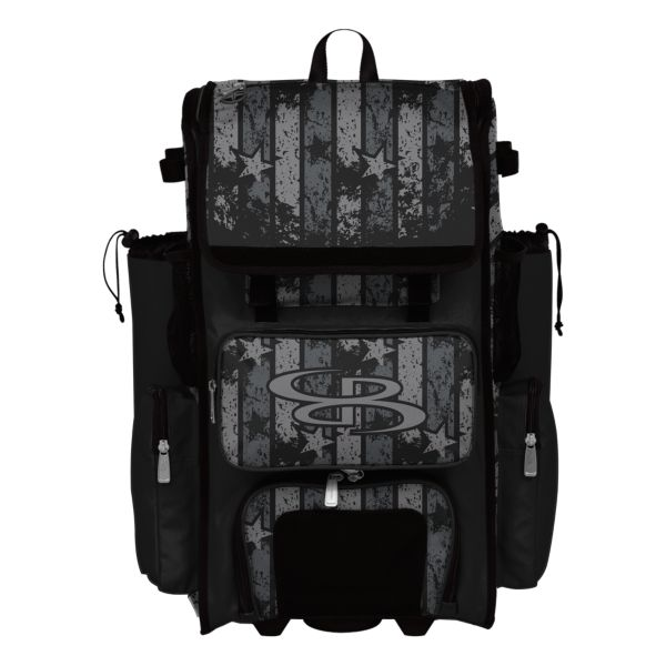 Superpack Rolling 2.0 USA Freedom Black Ops Black/Charcoal