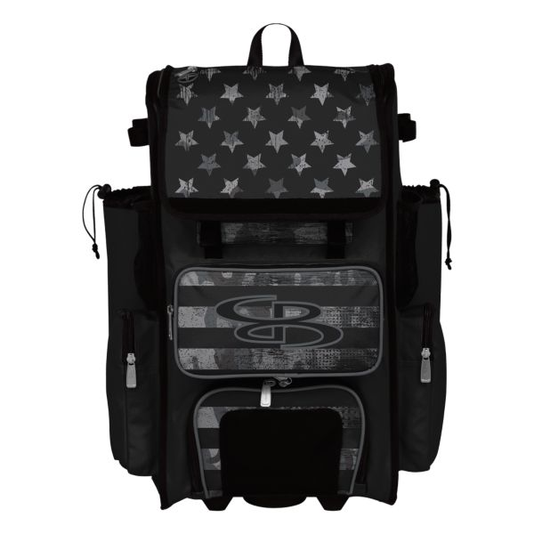 Superpack Rolling 2.0 USA Honor Black Ops Black/Charcoal