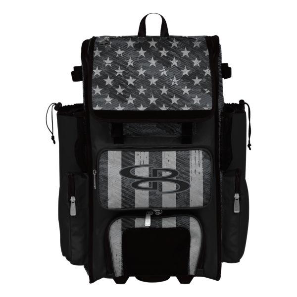 Superpack Rolling 2.0 USA Pledge Black Ops Black/Charcoal/Steel
