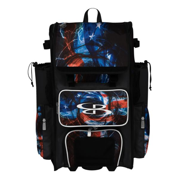 Rolling Superpack 2.0 USA Patriot Black/Red/White