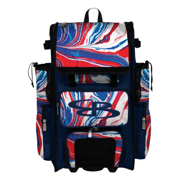 Rolling Superpack 2.0 Flow 2.0 Navy/Red/White