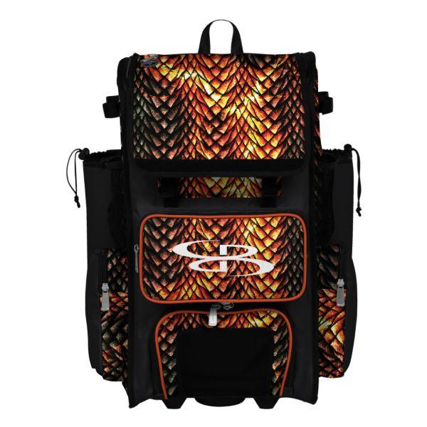 Rolling Superpack 2.0 Scales Black/Orange/White