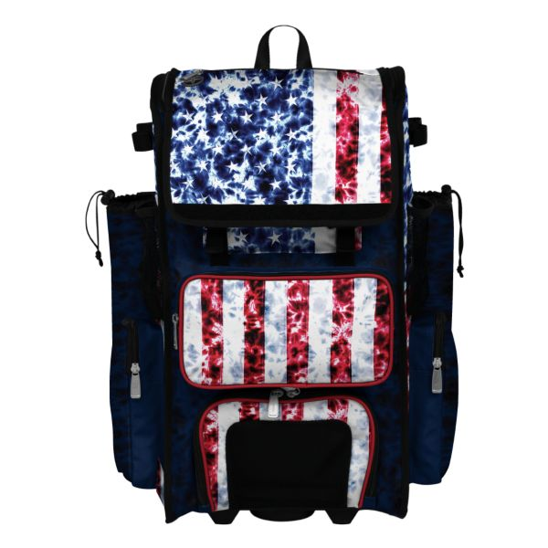 Rolling Superpack 2.0 USA Salute Navy/Red/White