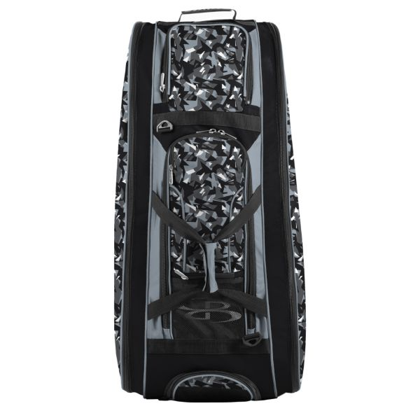 Rolling Beast Bat Bag 2.0 Stealth Camo Black/Gray/White