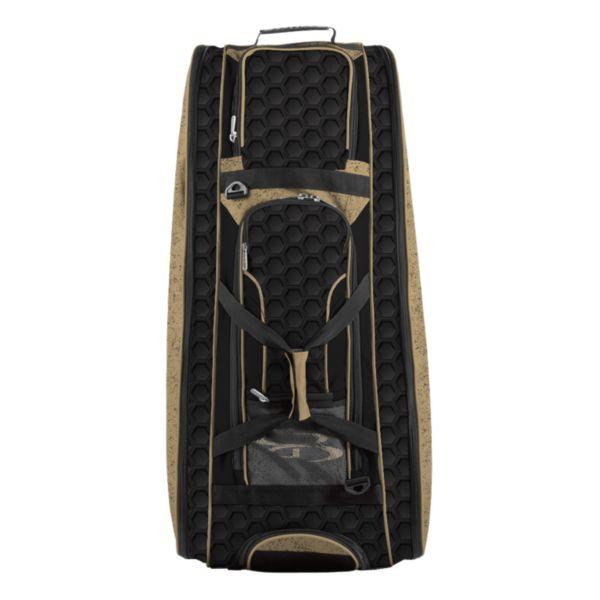 Rolling Beast Bat Bag 2.0 3DHC Black/Vegas Gold