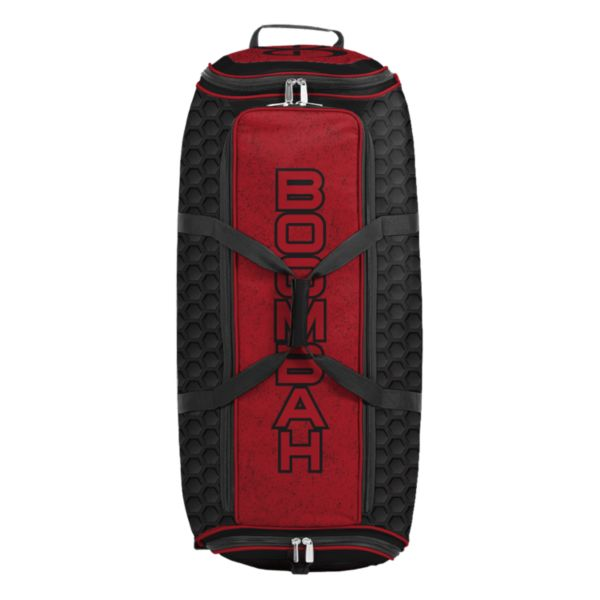 Brute Rolling Bat Bag 2.0 3DHC Black/Red