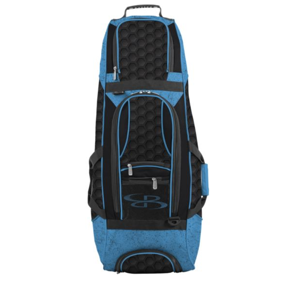 Spartan 3DHC Rolling Bat Bag 2.0
