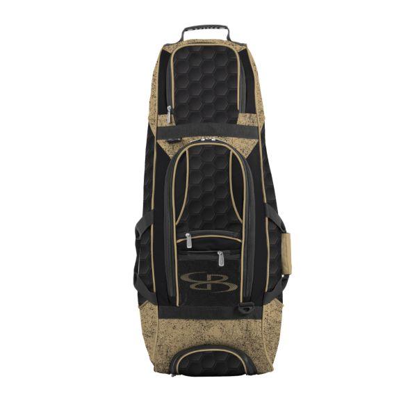 Spartan 3DHC Rolling Bat Bag 2.0