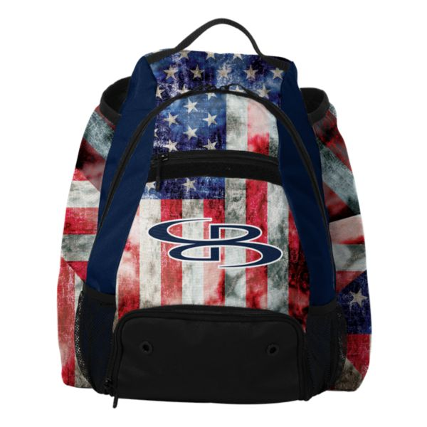 Core Batpack Old Glory Navy/Red/White
