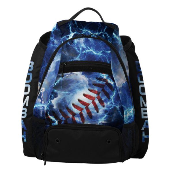 Core Batpack The Natural Black/Red/White