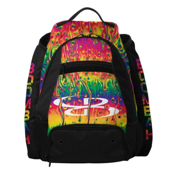 Core Batpack Lava Multicolor