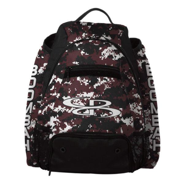 Prospect Batpack Camo Black/Maroon