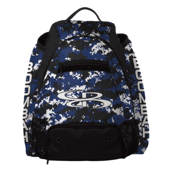 Core Batpack Camo Black/Royal