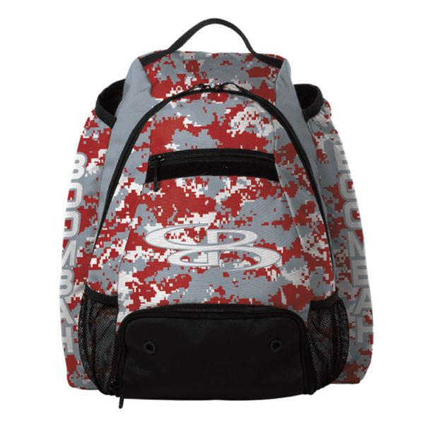 Prospect Batpack Camo Gray/Red