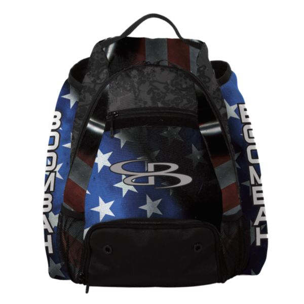 Core Batpack USA Black Ops Black/Royal Blue/Red