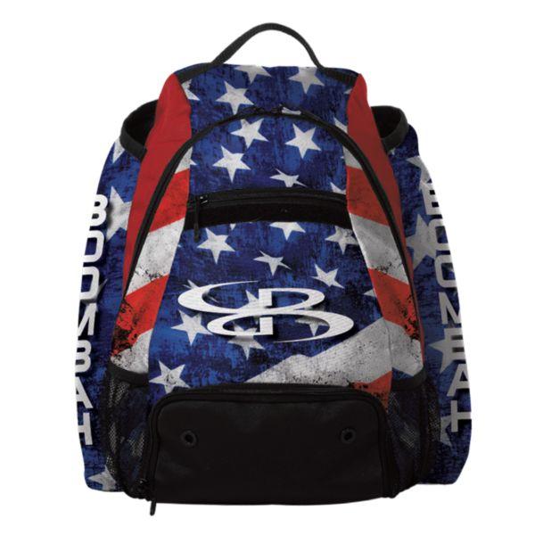 Prospect Batpack USA Stars & Stripes Navy/Red/White