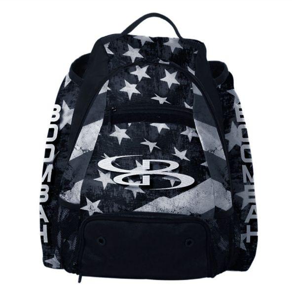 Prospect Batpack USA Stars & Stripes Black Ops Black/White