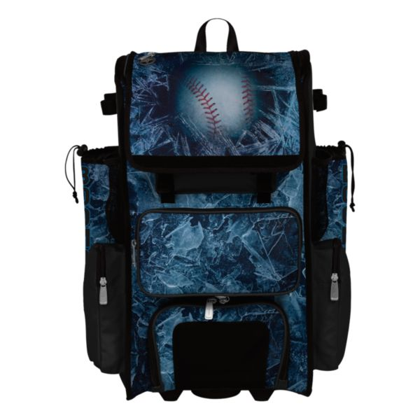 Rolling Superpack Hybrid Frozen Bat Pack Black/White