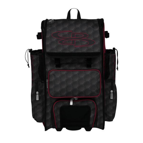 Superpack Hybrid 3DHC Rolling Bat Bag