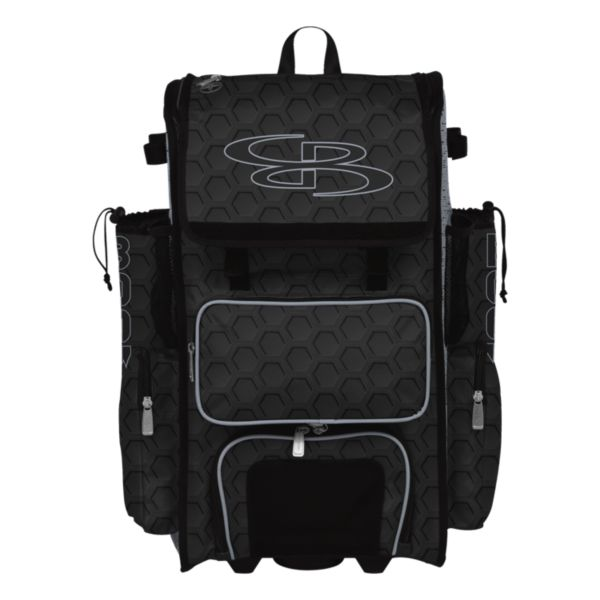 Superpack Hybrid 3DHC Rolling Bat Bag