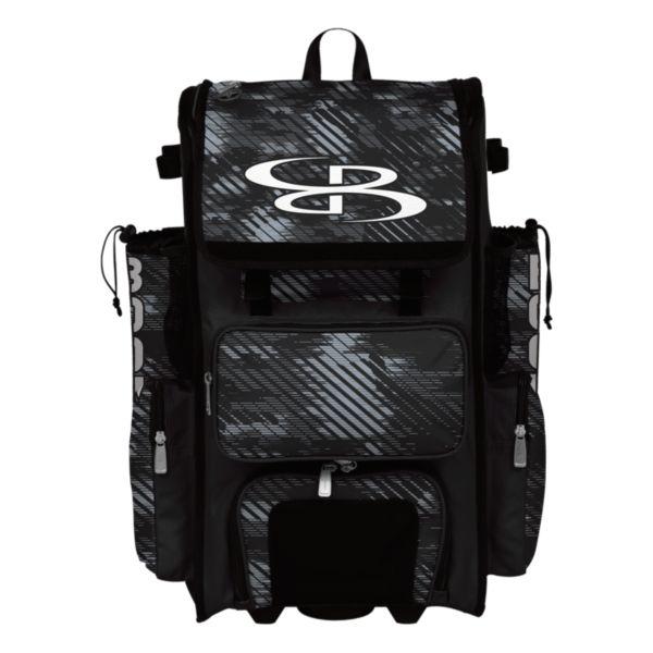 Superpack Hybrid Force Rolling Bat Bag 2.0